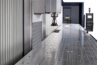 Long-Bed & Pendulum Machining